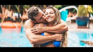 FIT TOGETHER 😍 COUPLE WORKOUT FITNESS MOTIVATION