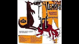 TOM LEHRER DISCOVERS AUSTRALIA and vice versa (1960)