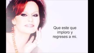 Rocio Durcal   Si Te Pudiera Mentir (Lyrics)