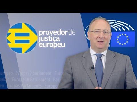 Minuto Europeu nº 95 - Provedor de Justiça Europeu
