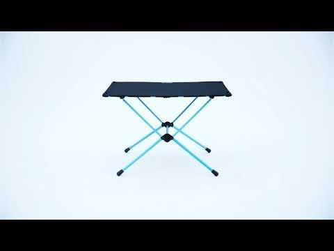 Смотреть видео Стол Helinox Table One Hard Top