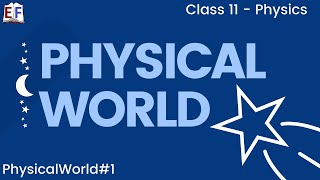 Scientific Method | Physical World #1 | CBSE Class 11 Physics Chapter 1 - Download this Video in MP3, M4A, WEBM, MP4, 3GP