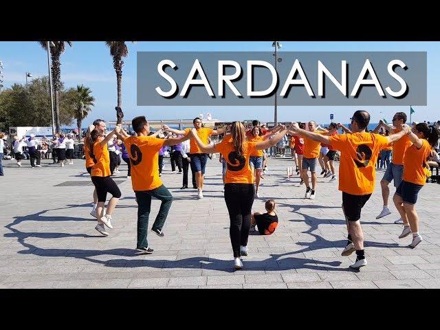 Sardanas Barceloneta 2018