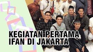 Dua Minggu Pascatsunami Selat Sunda, Ifan Seventeen Kembali ke Jakarta dan Hadiri Kajian