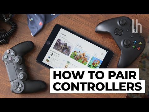 How To Connect Xbox And PlayStation Controllers To Your Apple Device