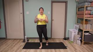 Protected: November 29, 2020 – Heather Wallace – Yoga & Weights