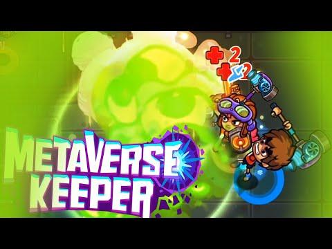 Ядовитый билд с Реквизитом // Metaverse Keeper #2
