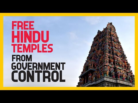 Freedom For Hindu Temples - Hindu Charter
