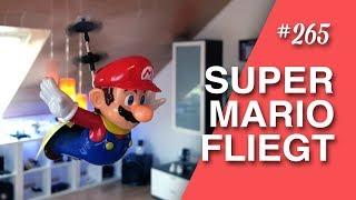 Carrera RC - Super Mario Flying Cape - wie gut lässt er sich fliegen?