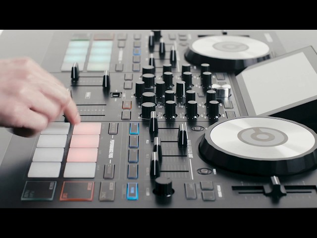 Reloop Touch - touch screen controller for VirtualDJ (Introduction)
