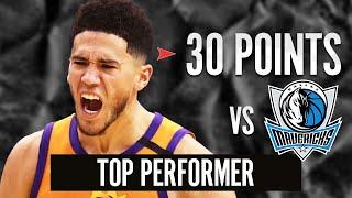 DEVIN BOOKER 30 Points vs DALLAS MAVERICKS - FULL GAME HIGHLIGHTS | 2019-20 NBA Season