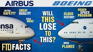 The Differences Between BOEING And AIRBUS