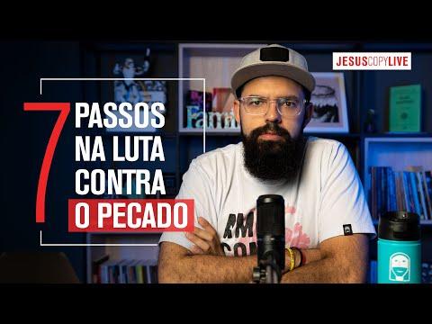 7 PASSOS NA LUTA CONTRA O PECADO - Douglas Gonçalves