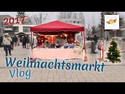 Unser Weihnachtsmarkt-Stand | Vlog ❤︎ Made by Cataffo