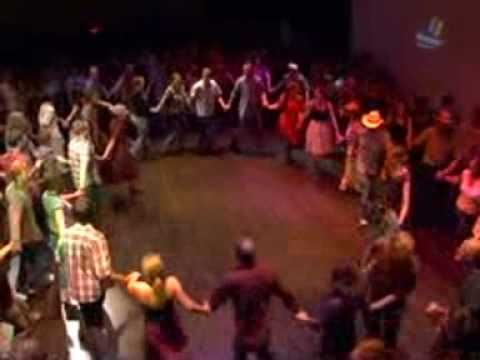 Cultch Square Dance w/ Shout White Dragon