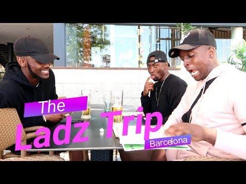 The Ladz trip || Barcelona vlog
