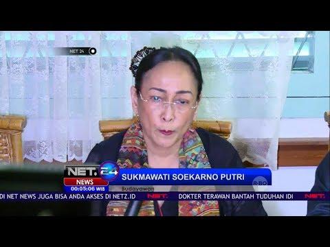 Sukmawati Sampaikan Klarifikasi -NET24