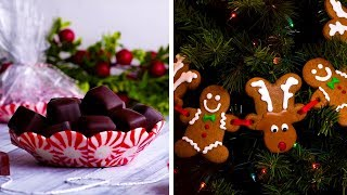 7 Amazing Cookie Creations to Sweeten up the Holidays This Season!! Christmas & New Year's Desserts!