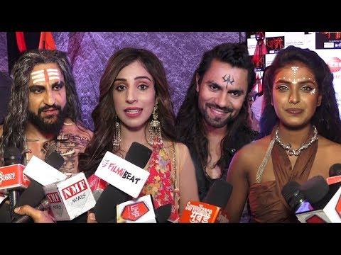 Aghori Serial Zee Tv Launch   Simran Kaur, Gaurav Chopra, Eva Grover, Parag Tyagi