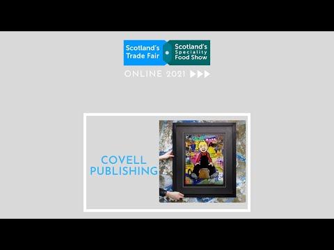 Covell Publishing - April Live Presentation