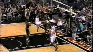 NBA action 1996 (top 10 and highlights)