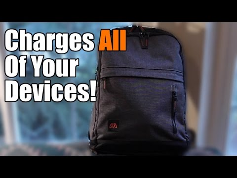 MOS Backpack Review! | The Best School Tech!