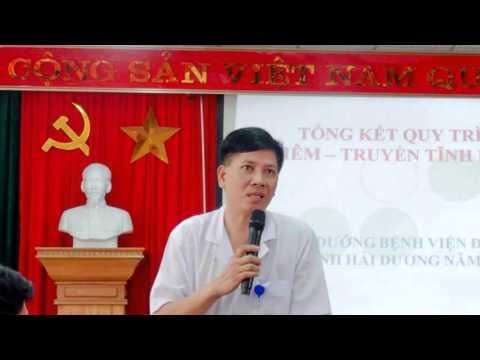 Tự hào điều dưỡng Hải Dương - Nguyễn Đình Vinh