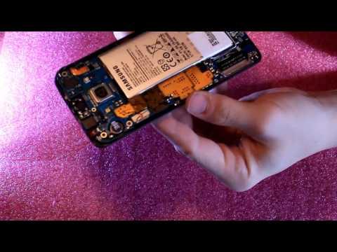 Samsung Galaxy S6 Edge - Motherboard Replacing