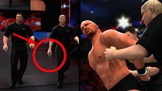 12 Amazing Cutscenes That Need To Return In WWE 2K18