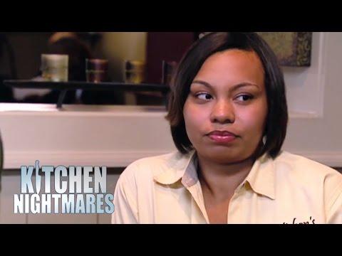 Gordon Accuses Owner of Being Spoilt - Kitchen Nightmares