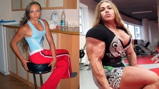 The Female Bodybuilder Shocked The World   Then and Now