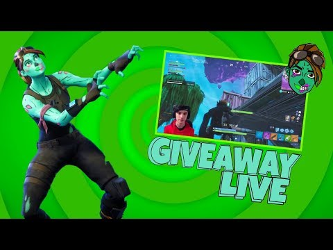 Fortnite VBUCKS / ACCOUNT GIVEAWAY - GHOUL TROOPER RETURNING