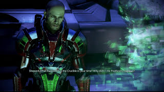 Mass Effect 3- Javik Talks to the Prothean VI