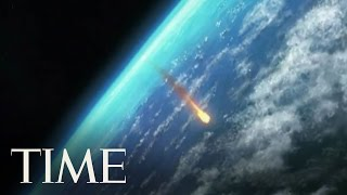 Time Explains: An Asteroid Buzzes The Earth | TIME