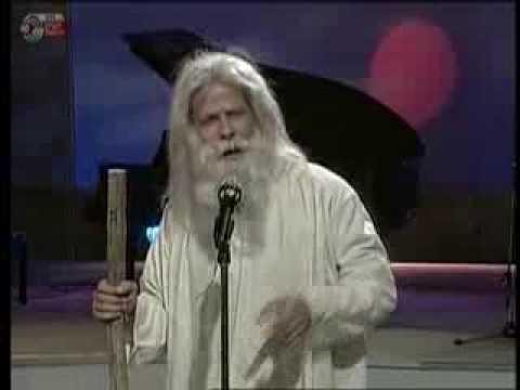 משה רבנו במערכון לחג הפסח