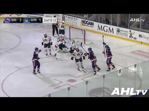Sound Tigers vs. Thunderbirds | Dec. 2, 2018
