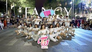"""[KPOP IN PUBLIC] TWICE(트와이스) """"FANCY""""  커버댄스 Dance Cover  By Oops! Crew From Vietnam"""
