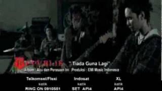 REPUBLIK-TIADA GUNA LAGI (OFFICIAL VIDEO)