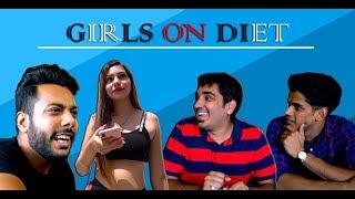 Girls on Diet- Dieting Padi Bhari   RealSHIT