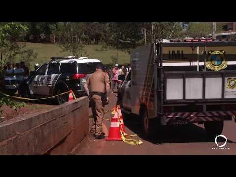 Homem é encontrado morto no Rio Vitorino