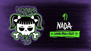 "Cazzu   ""NADA"" Ft. Lyanno X Rauw X Dalex (audio Oficial)"