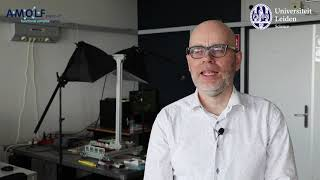 Martin van Hecke receives ERC Advanced Grant for calculating materials