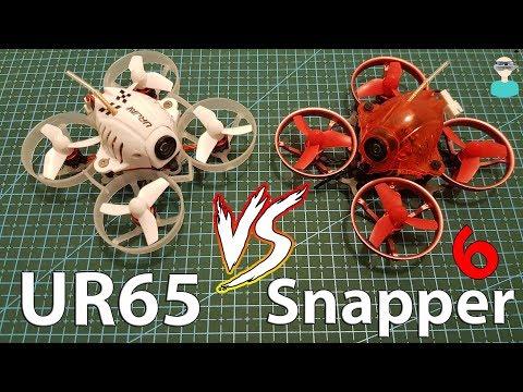 URUAV UR65 VS. Snapper 6 - Setup & Review