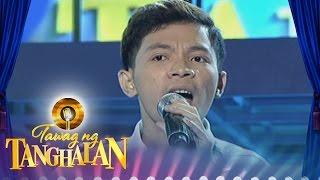 "Tawag ng Tanghalan: Julius Bergado - ""Ibong Ligaw"""