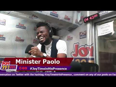 #JoyTimeInHisPresence on Joy FM (2-11-18)