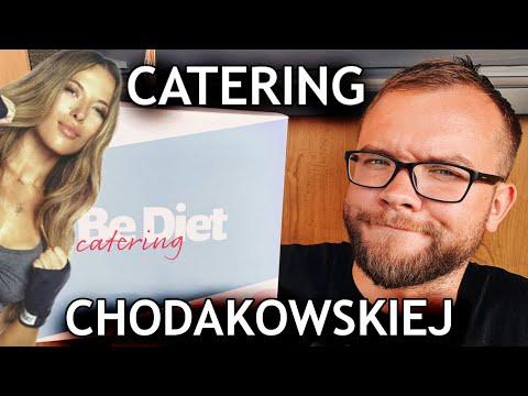 Sprawdzam CATERING CHODAKOWSKIEJ – test diety pudełkowej BE DIET Ewa Chodakowska | GASTRO VLOG #236