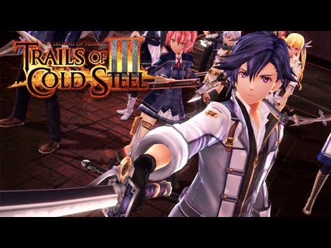 The Legend Of Heroes: Trails Of Cold Steel 3 - Official Announcement Trailer | Nintendo Switch