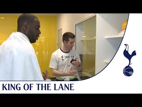Spurs TV Exclusive   Ledley King's training diary – Day 1