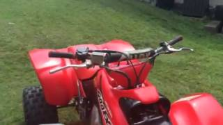 400ex with kx250 engine for sale