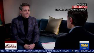 Cohen: Trump 'directed me' to pay hush money